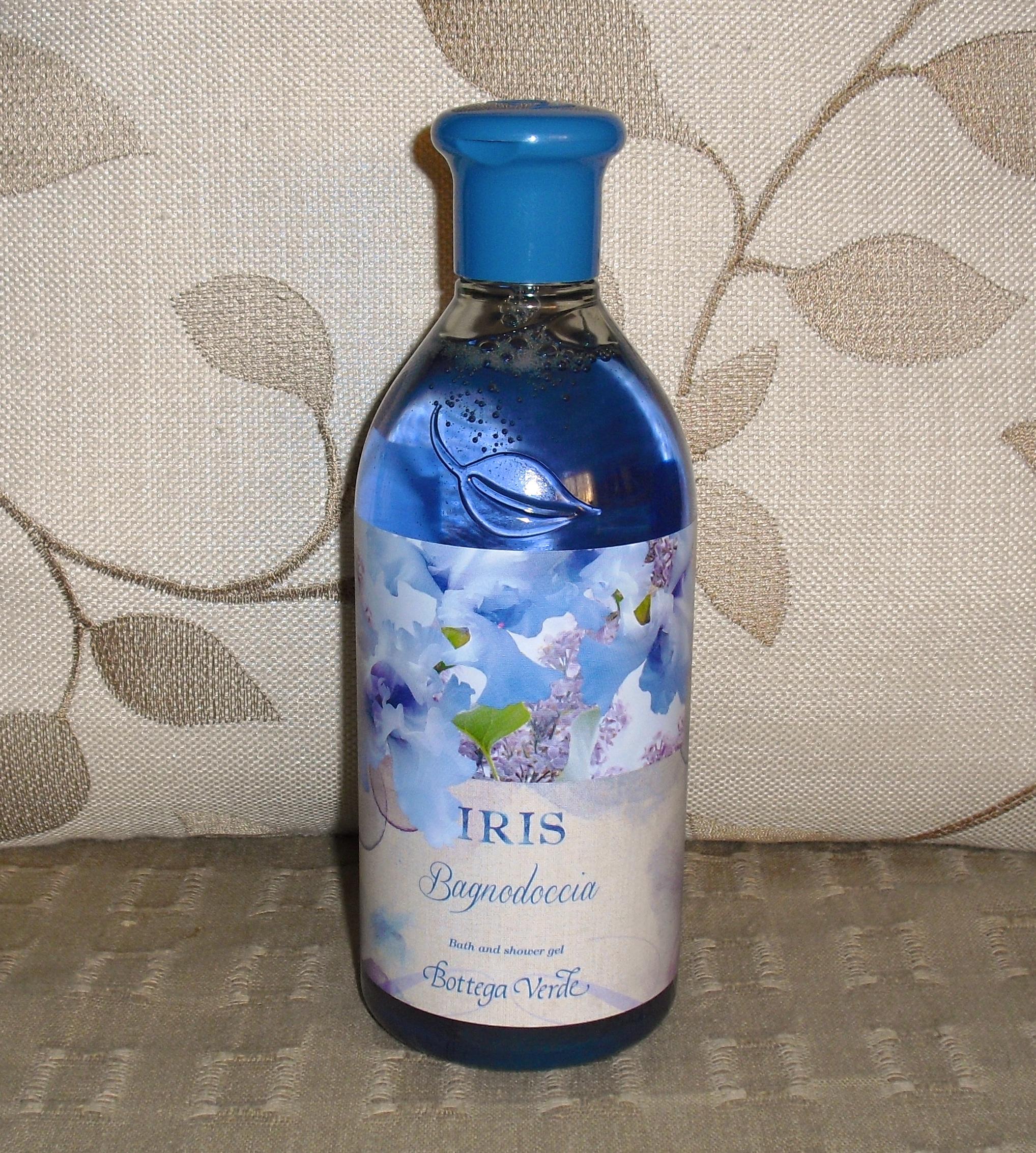 Iris Bath and Shower Gel – Simply Everything
